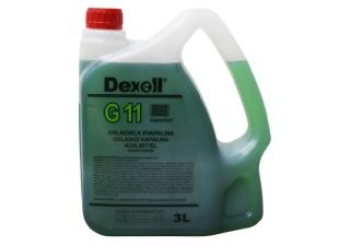 DEXOLL Antifreeze G11 zelený  3L.png