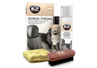 K2 AURON STRONG SET MATT SET - súprava na čistenie kože.jpg