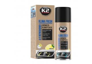 K2 KLIMA FRESH Lemon - osviežovač klimatizácie 150ml .jpg